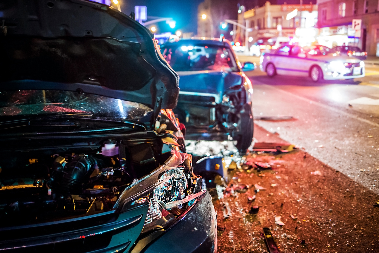 Avoid getting in a car accident