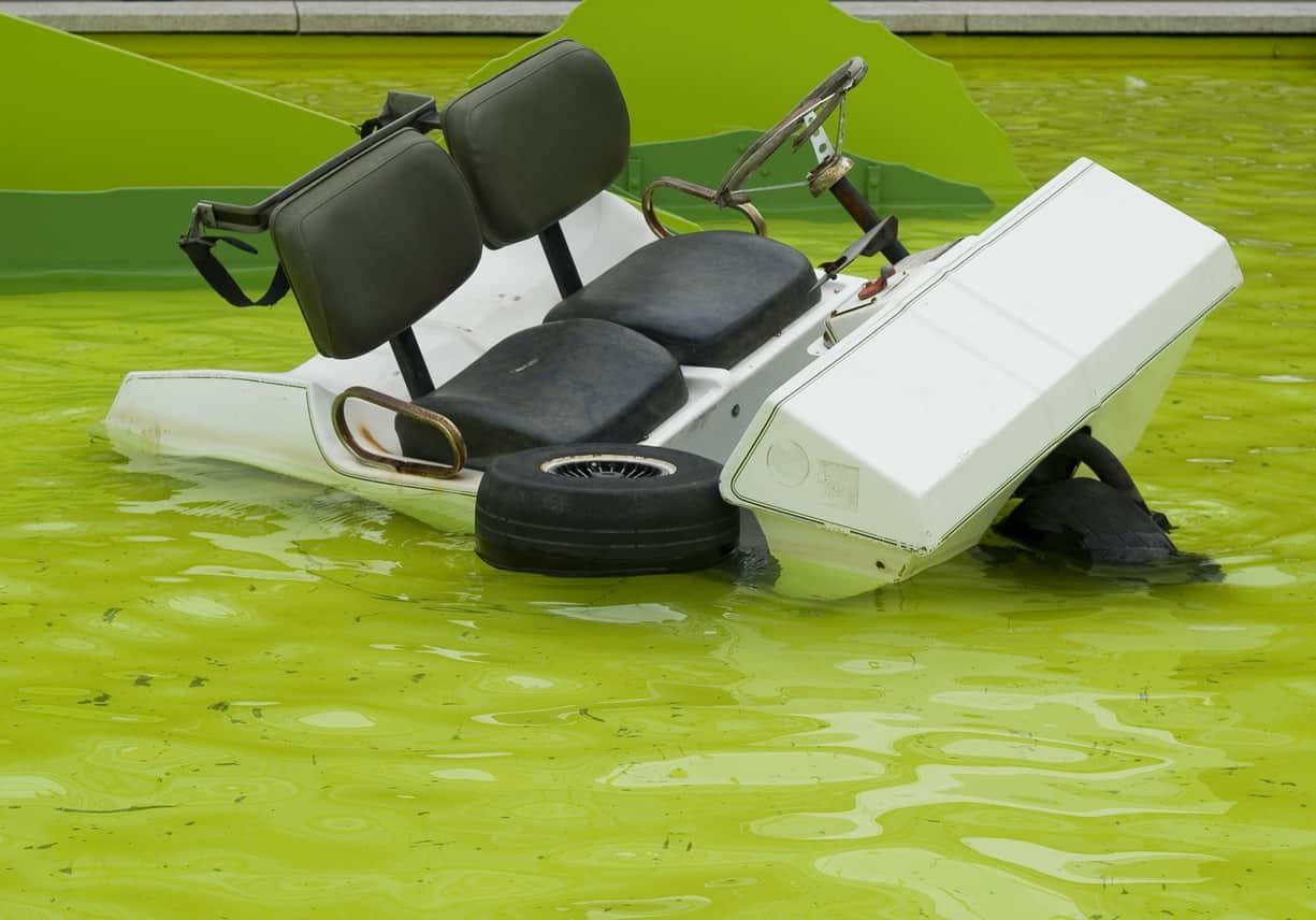 Golf Cart Injuries Attorney