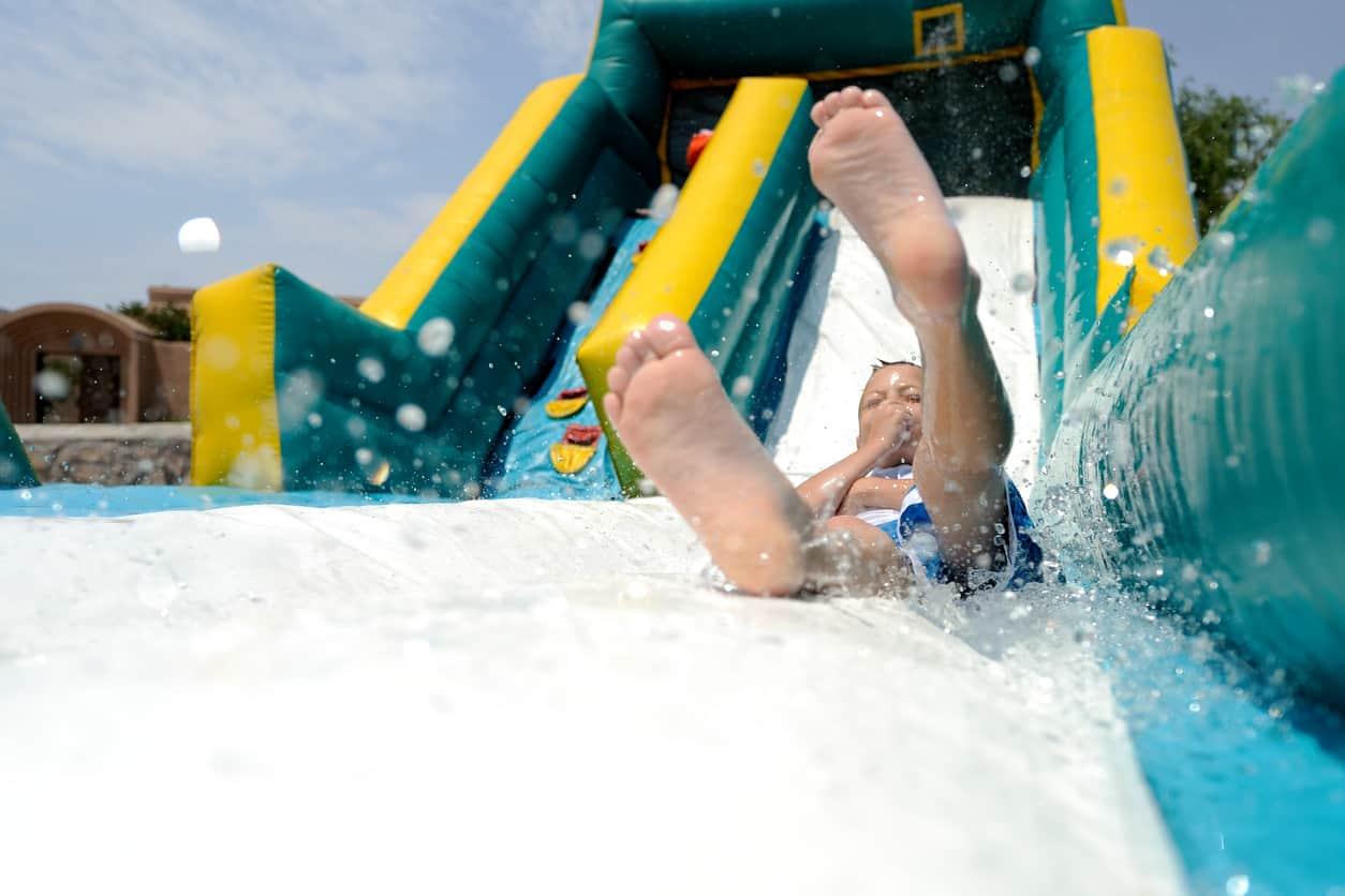 Water slide injuries lawyer